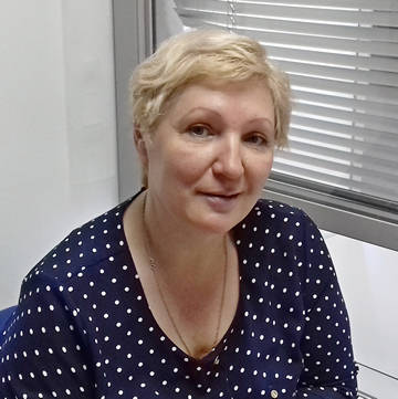 Петрякова Валентина Петровна