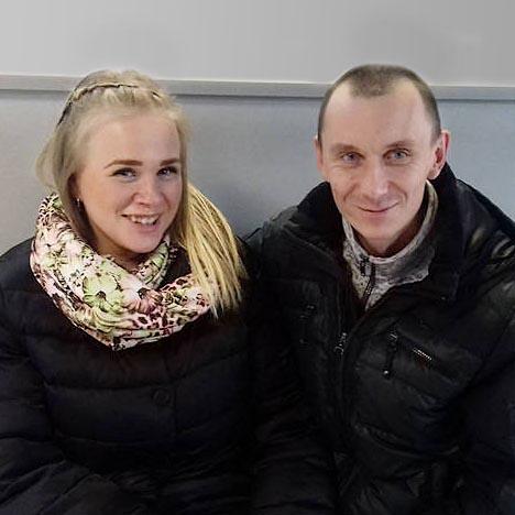 Ткаченко Игорь и Екатерина