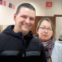 Курицыны Максим и Светлана